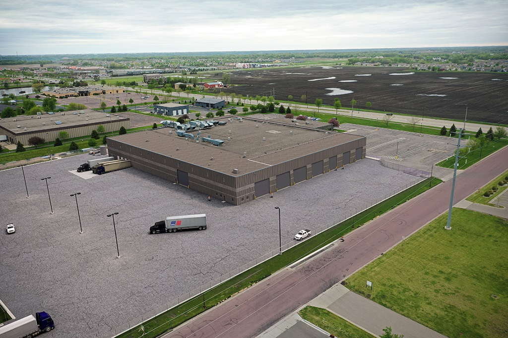 Rolls-Royce MTU Facility Expansion Mankato